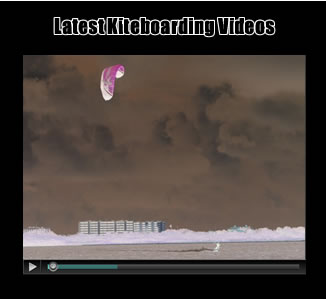 Latest Kiteboarding Videos